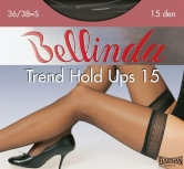 Pończochy Trend Hold Ups 15 Den BE260253